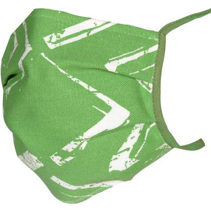 Masca de protectie Sander Flow 1, bumbac, verde