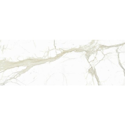 Gresie portelanata FMG Marmi Classici Maxfine 300x150cm, 6mm, White Calacatta Lucidato