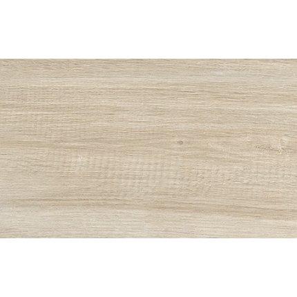 Gresie portelanata rectificata Iris E-Wood 90x15cm, 9mm, White