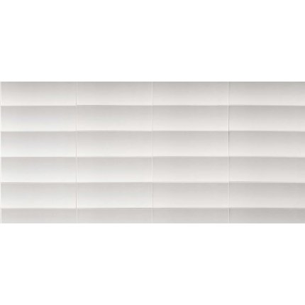 Faianta Diesel living Shades of Blinds 10x30cm, 7mm, White