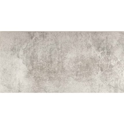 Gresie portelanata rectificata Diesel living Solid Concrete 60x30cm, 9mm, White