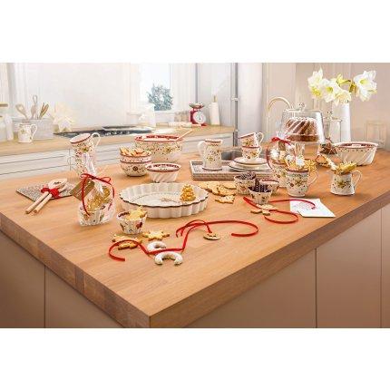 Platou rectangular Villeroy & Boch Winter Bakery Delight 35x16cm