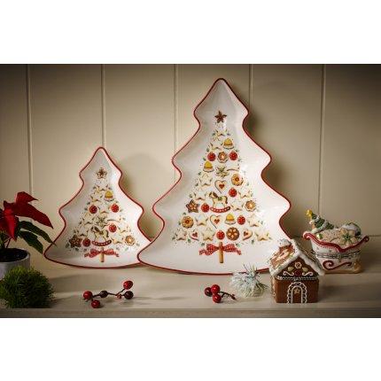 Bol Villeroy & Boch Winter Bakery Delight Tree 26.5cm