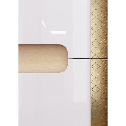 Dulap inalt tip coloana Ravak Concept Classic SB-350, 35x37x120cm, dreapta, alb