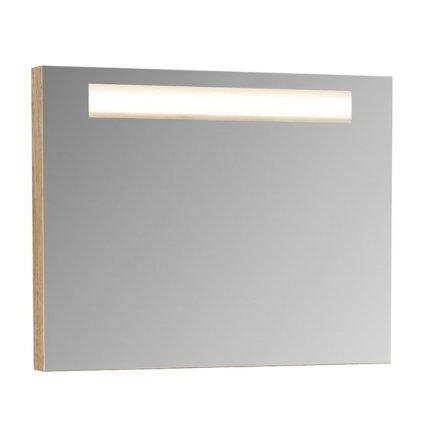 Oglinda cu iluminare Ravak Concept Classic 800, 80x55x7cm, cappuccino