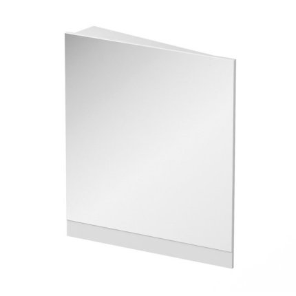 Oglinda de colt Ravak Concept 10° 55x75x15cm, stanga, alb