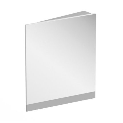 Oglinda de colt Ravak Concept 10° 65x75x15cm, dreapta, gri