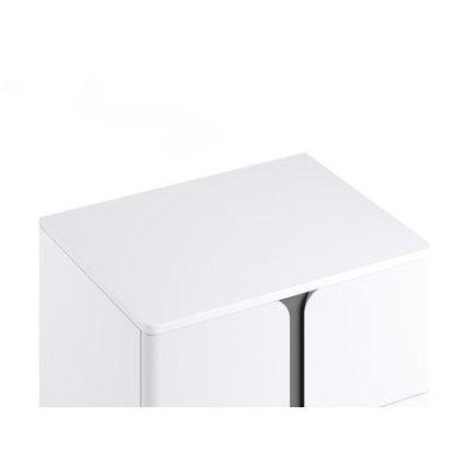 Blat suport Ravak Balance 60cm, alb