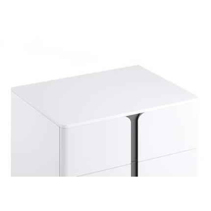 Blat suport Ravak Balance 80cm, alb