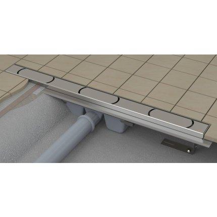 Rigola de dus Ravak Concept Chrome OZW 105cm inox