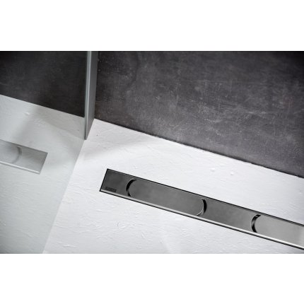 Rigola de dus Ravak Concept Chrome OZW 85cm inox