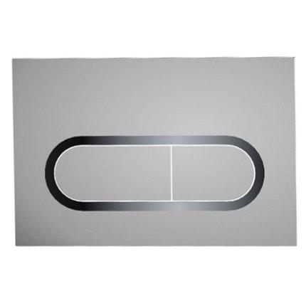 Clapeta rezervor Ravak Concept Chrome crom mat