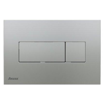 Clapeta rezervor Ravak Concept Chrome Uni crom mat