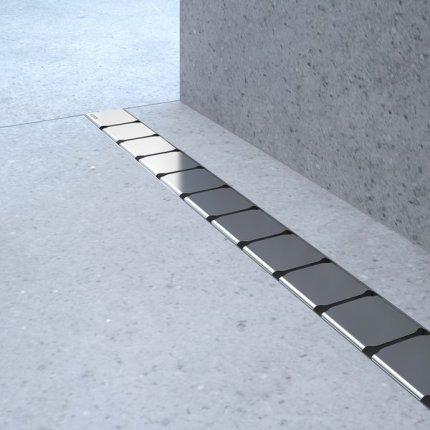 Rigola de dus Ravak Concept 10° OZ 95cm, inox