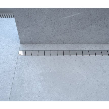 Rigola de dus Ravak Concept 10° OZ 30cm, inox