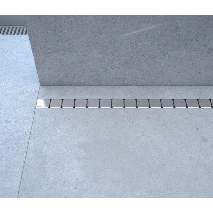Rigola de dus Ravak Concept 10° OZ 75cm, inox