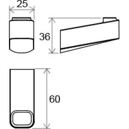 Cuier Ravak Concept 10°
