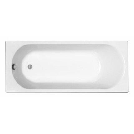 Cada baie rectangulara Kolo Opal Plus 150x70cm, acril, picioare incluse