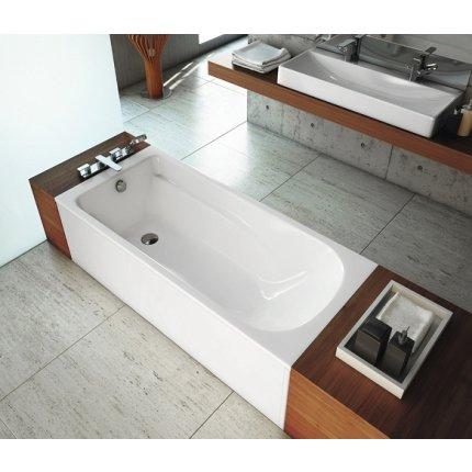 Cada rectangulara Kolo Comfort Plus 180x80cm, sistem de picioare inclus