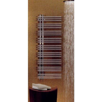 Radiator port-prosop Zehnder Yucca asimetric 872x478 mm, crom
