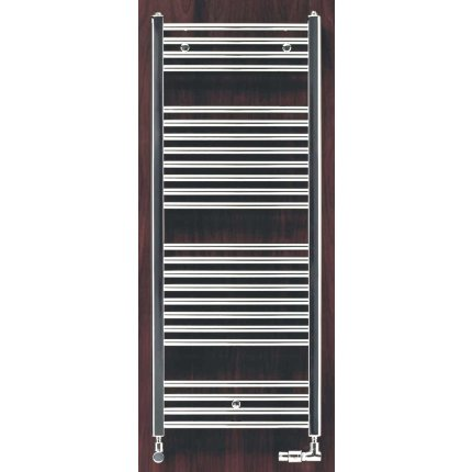 Radiator port-prosop Zehnder Virando 1266x500mm crom