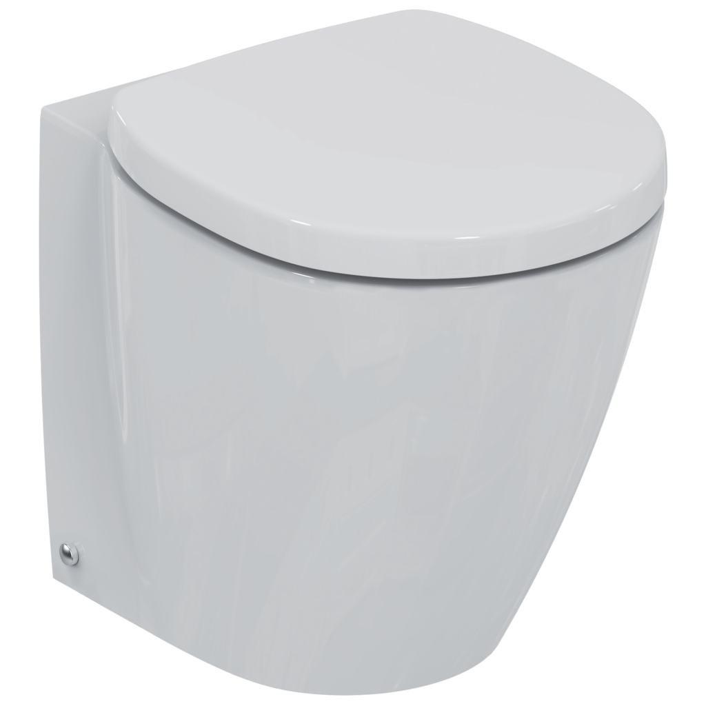 vas wc ideal standard connect space compact e119901. Black Bedroom Furniture Sets. Home Design Ideas