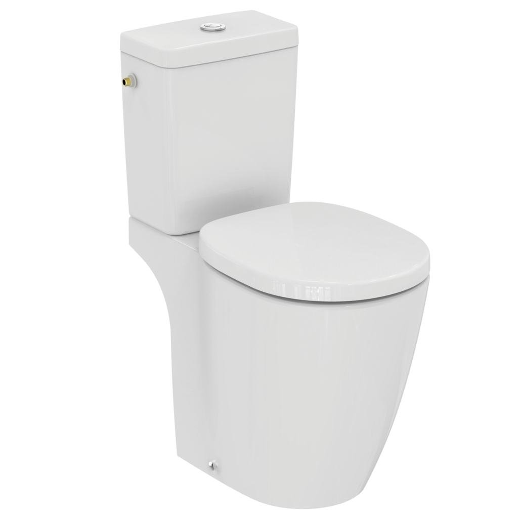 Vas wc pe pardoseala inaltat pentru persoane e607001 for Ideal standard ala