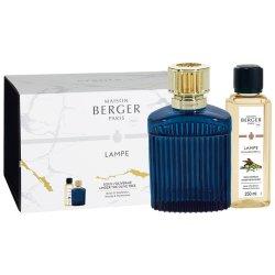 Default Category SensoDays Set Berger lampa catalitica Berger Alpha Imperial Blue cu parfum Under the Olive Tree 250ml