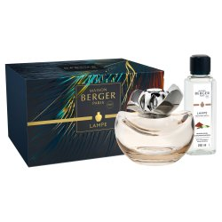 Lampi catalitice Set Berger lampa catalitica Temptation Champagne cu parfum Tentation Santal