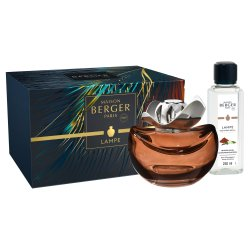 Lampi catalitice Set Berger lampa catalitica Temptation Chocolat cu parfum Tentation Santal