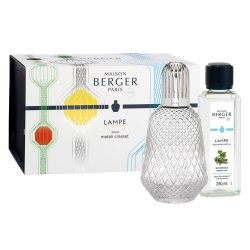 Default Category SensoDays Set Berger lampa catalitica Matali Crasset cu parfum Seve Eternelle