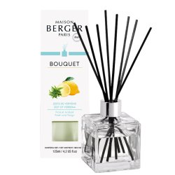 Default Category SensoDays Difuzor parfum camera Berger Bouquet Parfume Cube Zeste de Verveine 125ml