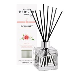 Difuzoare parfum Difuzor parfum camera Berger Bouquet Parfume Cube Paris Chic 125ml