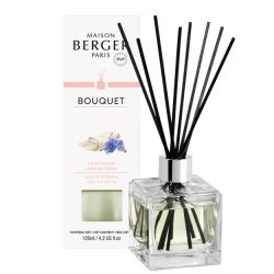 Difuzoare parfum Difuzor parfum camera Berger Bouquet Parfume Cube Lin en Fleurs 125ml