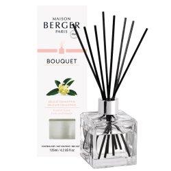 Cadouri pentru Ea Difuzor parfum camera Berger Bouquet Parfume Cube Delicat Osmanthus 125ml