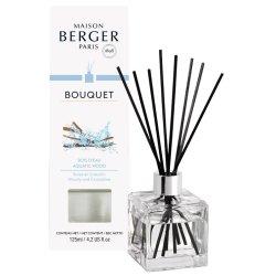 Lumanari & Parfumuri ambient Difuzor parfum camera Berger Bouquet Parfume Cube Bois d'Eau 125ml