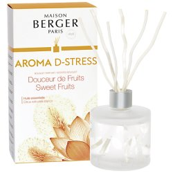 Default Category SensoDays Difuzor parfum camera Berger Aroma D-Stress Sweet Fruit 180ml