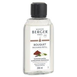 Lumanari & Parfumuri ambient Parfum pentru difuzor Berger Sandalwood Temptation 200ml