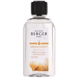 Lumanari & Parfumuri ambient Parfum pentru difuzor Berger Aroma Energy Zestes Toniques 200ml