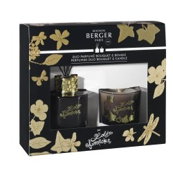 Default Category SensoDays Set Berger Duo Lolita Lempicka Noir Bouquet Parfume 80ml + lumanare parfumata 80g