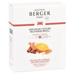Lumanari & Parfumuri ambient Rezerve ceramice odorizant masina Berger Orange de Cannelle