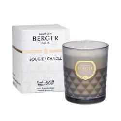 Default Category SensoDays Lumanare parfumata Berger Clarity Grise Fresh Wood 180g
