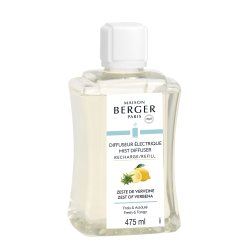 Lumanari & Parfumuri ambient Parfum pentru difuzor ultrasonic Berger Zeste de Verveine 475ml