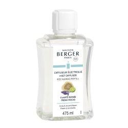 Difuzoare electrice parfum Parfum pentru difuzor ultrasonic Berger Fresh Wood 475ml