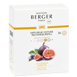 Default Category SensoDays Rezerve ceramice odorizant masina Berger Lait de Figue