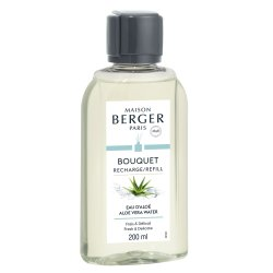 Default Category SensoDays Parfum pentru difuzor Berger Bouquet Parfume Eau d'Aloe 200ml