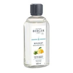 Parfumuri pentru difuzoare Parfum pentru difuzor Berger Zeste de Verveine 400ml