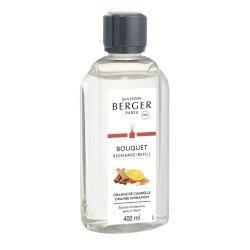 Parfumuri pentru difuzoare Parfum pentru difuzor Berger Orange de Cannelle 400ml