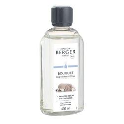 Parfumuri pentru difuzoare Parfum pentru difuzor Berger Caresse de coton 400ml