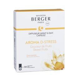 Default Category SensoDays Rezerva pentru difuzor electric Berger Night and Day Aroma D-Stress